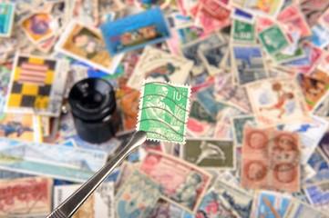 timbres - philatélie