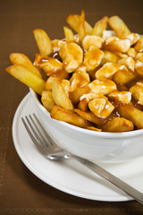 Poutine meal