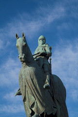 Robert Bruce Monument, Bannockburn, Scotland