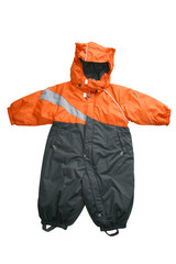 Baby outwear snow suit