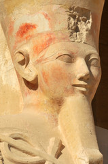 The Face of Queen Hatshepsut
