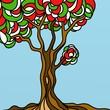 albero d'italia