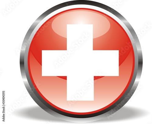 Bouton croix rouge croix blanche de gribouilleeva fichier for Le bureau croix blanche