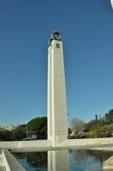 Parque Eduardo VII - Lissabon, Portugal (Lisboa)