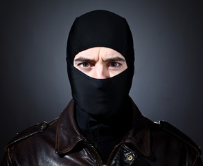 thief portrait