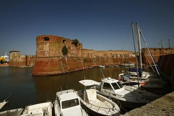 Livorno,Fortezza Nuova