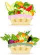 Frutta e Verdura - Cesto