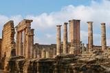 Il Gymnasium greco di Cirene - Libia poster