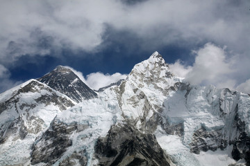 Mount Everest viewed from Kala Pattar