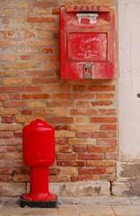 cassetta della posta - poste
