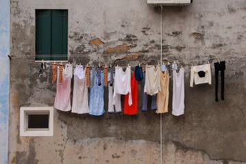 bucato - burano - venezia