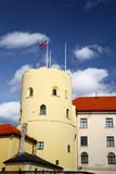 Latvian president palace poster