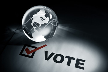 Globe and Voting