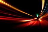 Fototapeta abstract speed motion