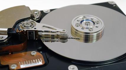 hard drive inside