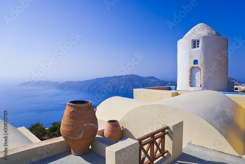 Santorini View - Greece