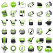 icon: shopping green