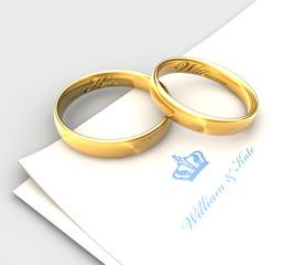 Prinz William und Kate Wedding