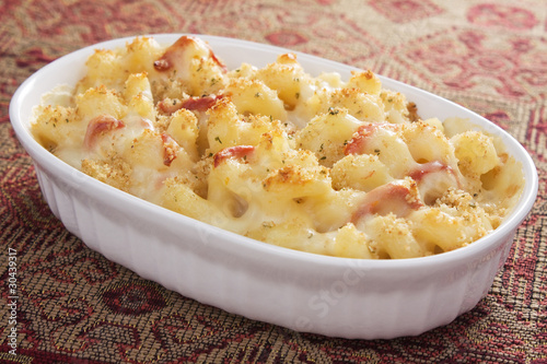 Tomato Mac & Cheese