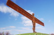 Angel of the North with Wings - 30440786