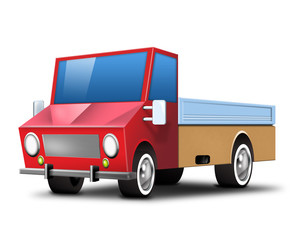 lkw truck transporter pritsche kipper baustelle