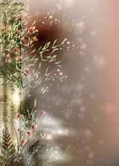 magic background. vector illustration