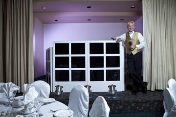 Wedding reception DJ