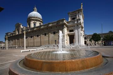 Assisi,Basilica di  Santa Maria degli Angeli