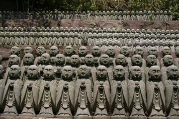 Buddhist temple in Kamakura, Japan