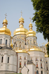 UNESCO world heritage site in Kiev: Kiev-Pechersk Lavra