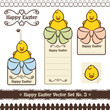 Easter Baby Chick Set