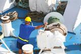 Pracovníkov na lodiach