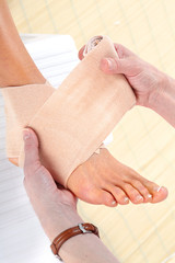 Foot Bandage