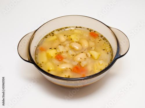 Zupa fasolowa - 30465104