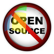 No Open Source