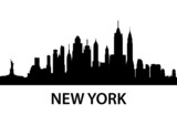 Fototapety Skyline New York