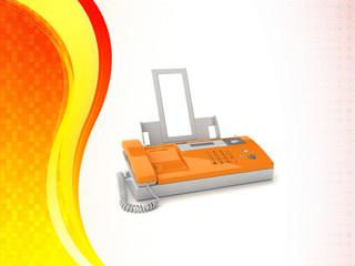 fax colore