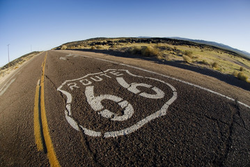 Wide Route 66