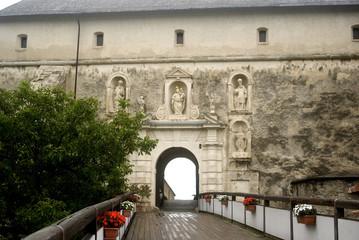 Fort, Forchtenstein, Burgenland, Austria