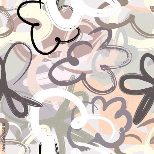 Flower pattern © kastanka