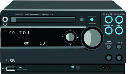 radio HI-FI stereo
