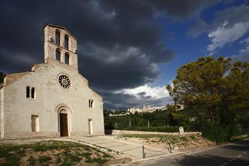 Spello, chiesa di San Claudio