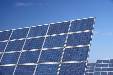Solarzellen © Matthias Buehner