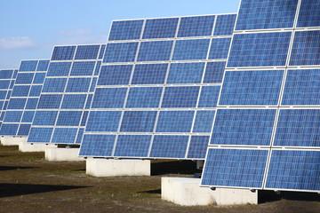 Solarpanel © Matthias Buehner