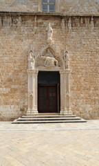 Monastère des Franciscains à Dubrovnik