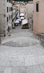 Scalatina des Jésuites à Dubrovnik
