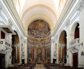 Église Saint Ignace à Dubrovnik