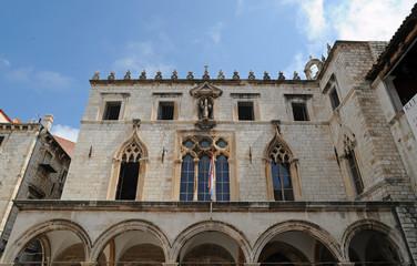 Palais Sponza à Dubrovnik