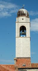 Tour de l'Horloge à Dubrovnik