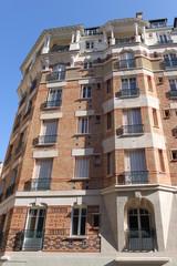 Paris15 - Immeuble